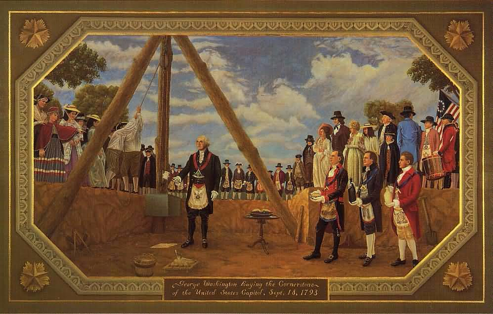 george-washington-cornerstone-laying