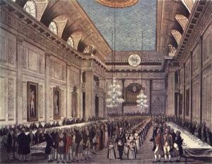 1809 Microcosm_of_London_Plate_038_-_Freemasons'_Hall