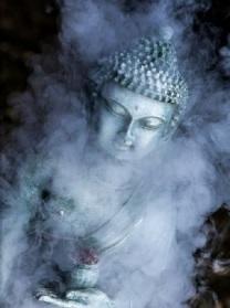 Buddha censing