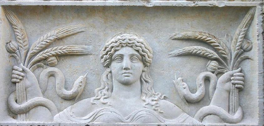 eleusinian mysteries kykeon