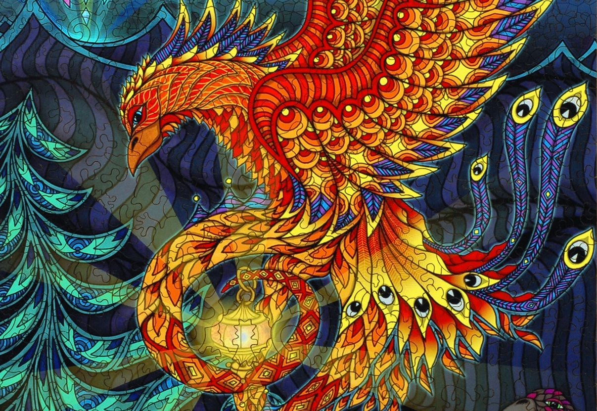 phoenix of the mysteries