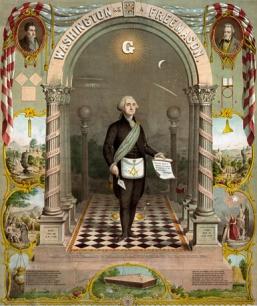 masonic conspiracy history