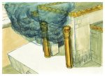Two Masonic Pillars: Guardians of theTemple