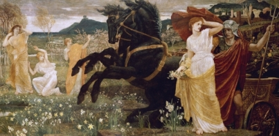 Persephone and the Mysteries