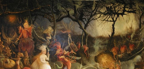 Samhain the Gaelic festival that became Halloween
