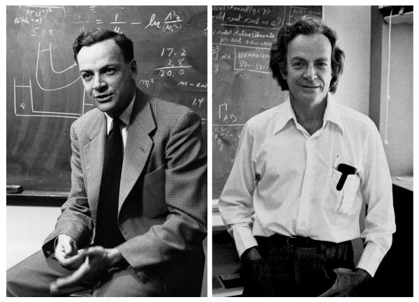 Feynman 1