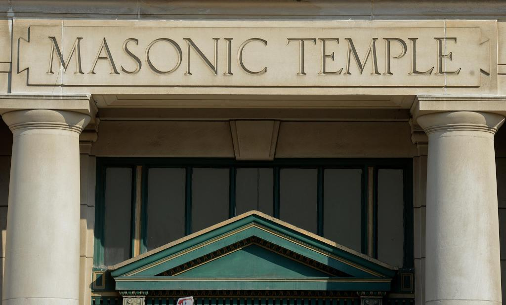 This image has an empty alt attribute; its file name is masonic-temple.jpg