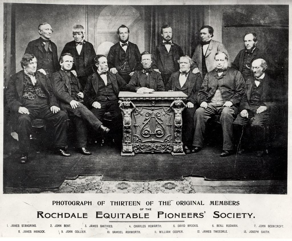 Masonry and Business rochdale corporative society 1