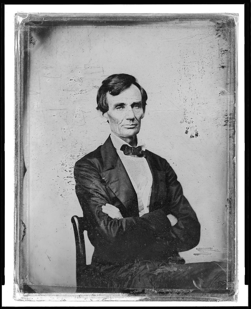 This image has an empty alt attribute; its file name is candidate-lincoln-photographed-by-preston-brooks-in-1860.-library-of-congress.jpg